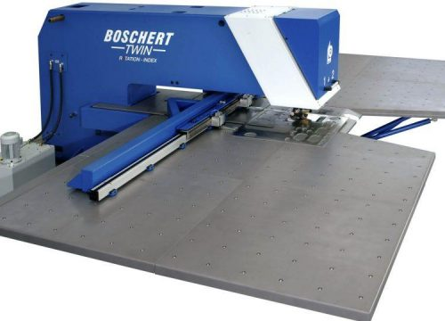 CNC punching machine Boschert TWIN