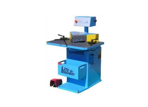 Hydraulic notcher Lite, industrial notching machine
