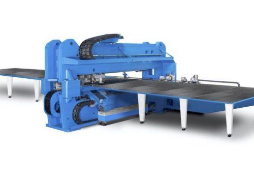 Large punching machine Boschert MP 420