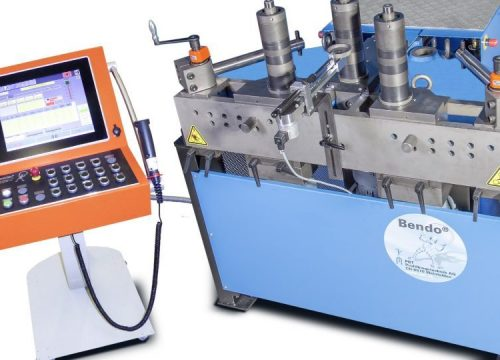Profile bending machine Bendo PC400, manufacturer of industrial bender