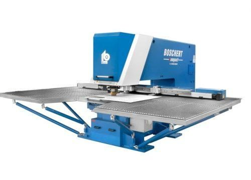 Sheet metal punch machine CP Series